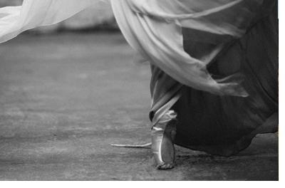 NOVIA INSPIRACIÓN BALLET bailarina-novia
