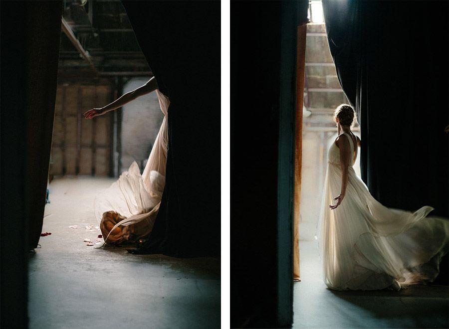 NOVIA INSPIRACIÓN BALLET bailarinas-novias