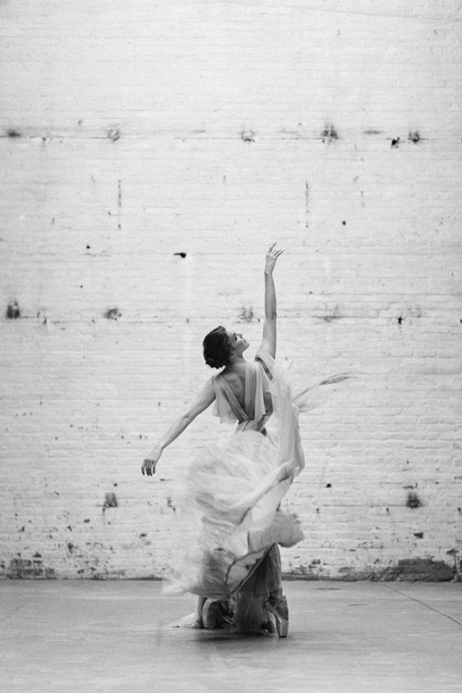 NOVIA INSPIRACIÓN BALLET ballet-novia