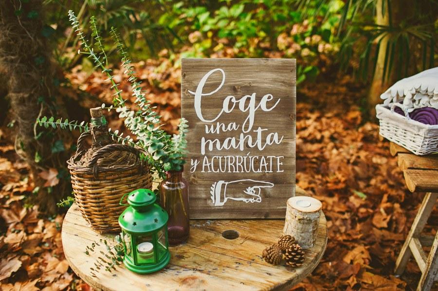 MANTAS PARA LOS INVITADOS boda-invierno-manta