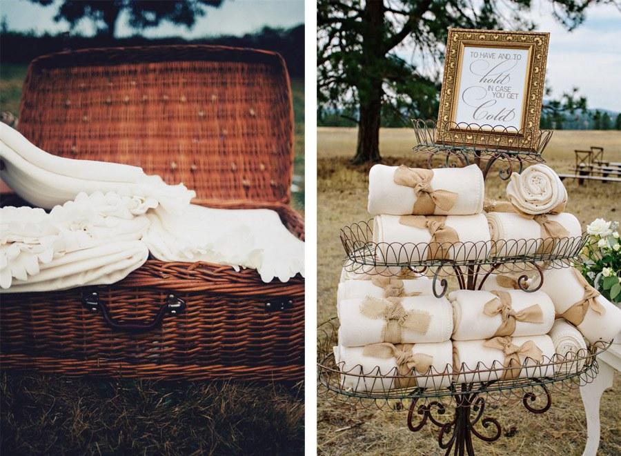 MANTAS PARA LOS INVITADOS bodas-invierno