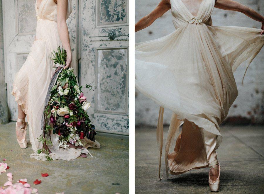 NOVIA INSPIRACIÓN BALLET novia-ballet