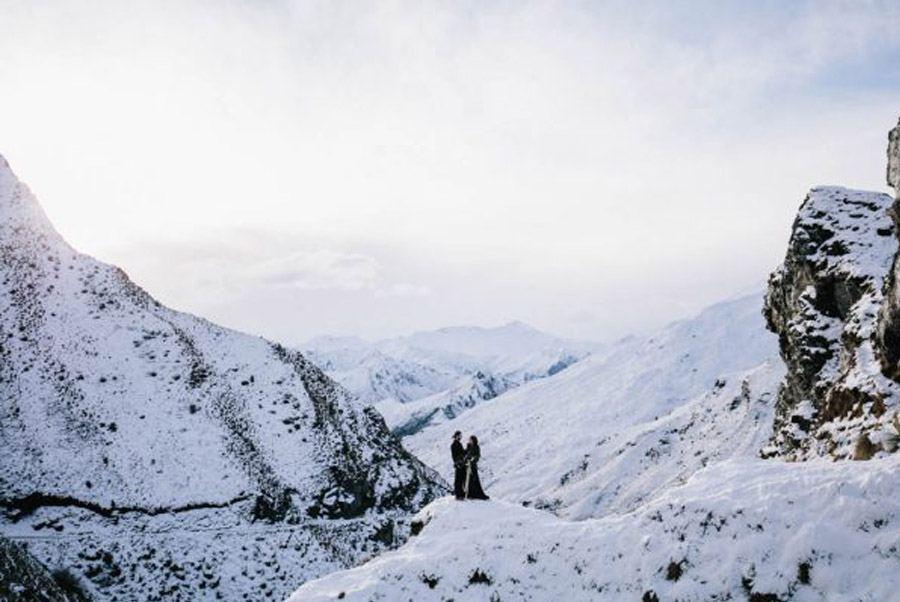 INSPIRACIÓN PARA UNA BODA DE INVIERNO boda-de-invierno
