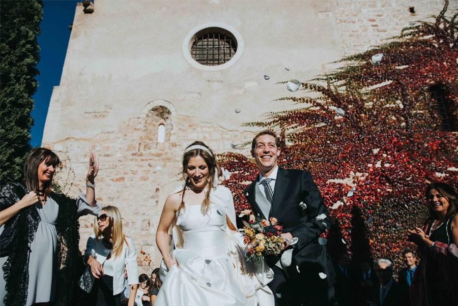 MARTA & ANDRÉS: DULCE BODA DE OTOÑO boda-de-otoño
