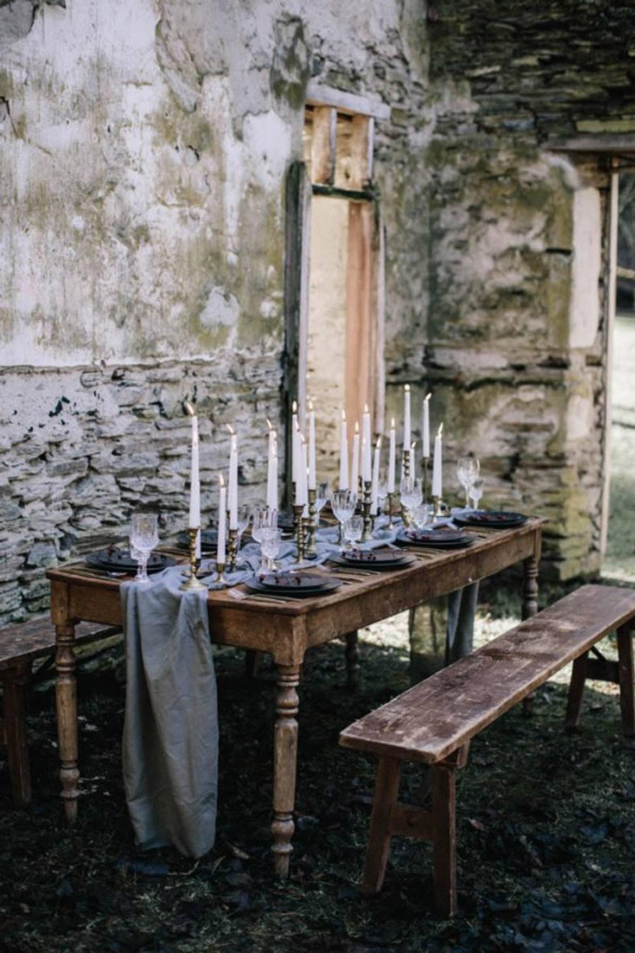 INSPIRACIÓN PARA UNA BODA DE INVIERNO boda-invierno-mesa