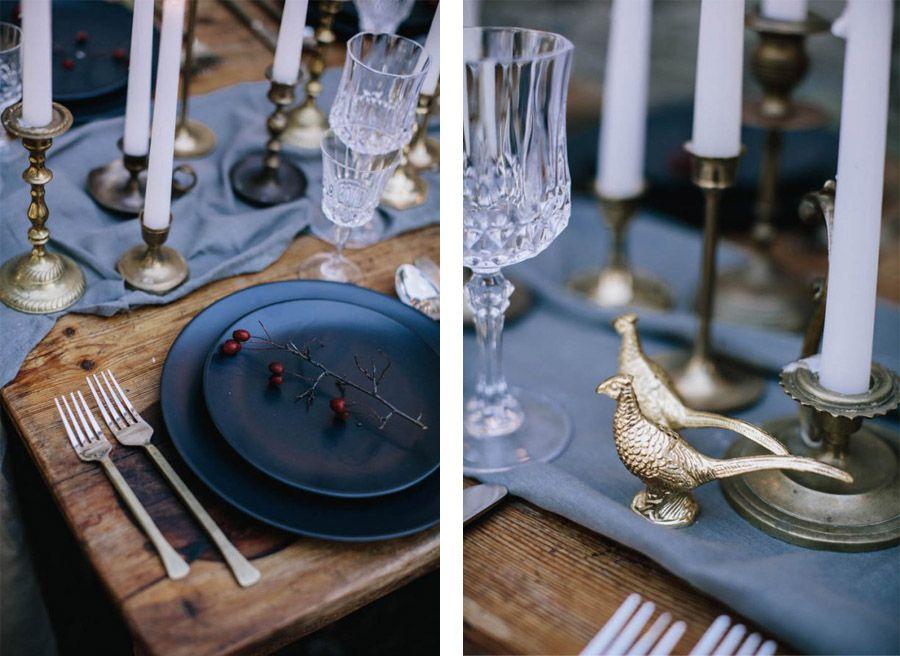 INSPIRACIÓN PARA UNA BODA DE INVIERNO boda-invierno-mesas