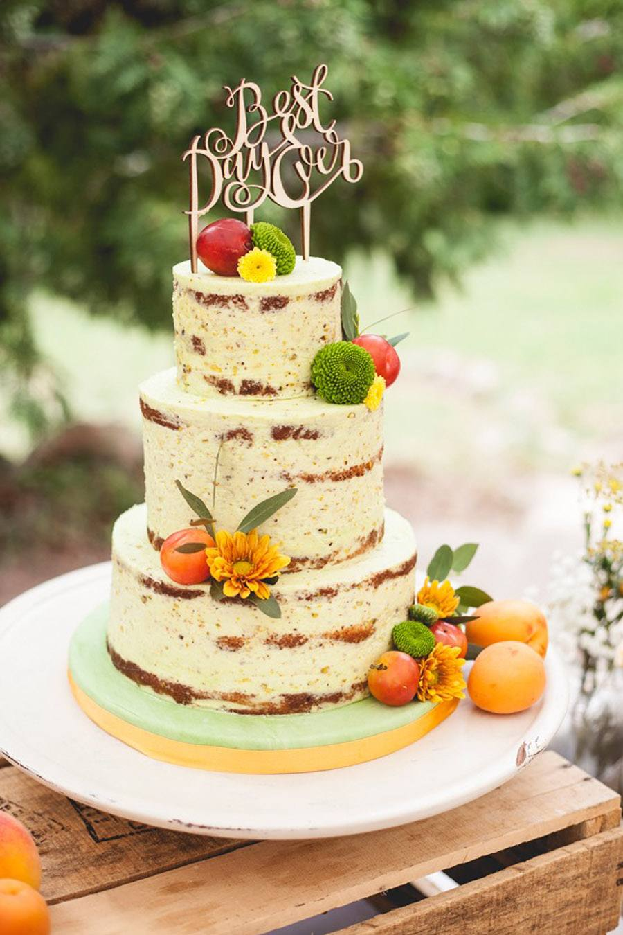 TENDENCIAS EN PASTELERÍA DE BODAS boda-pastel