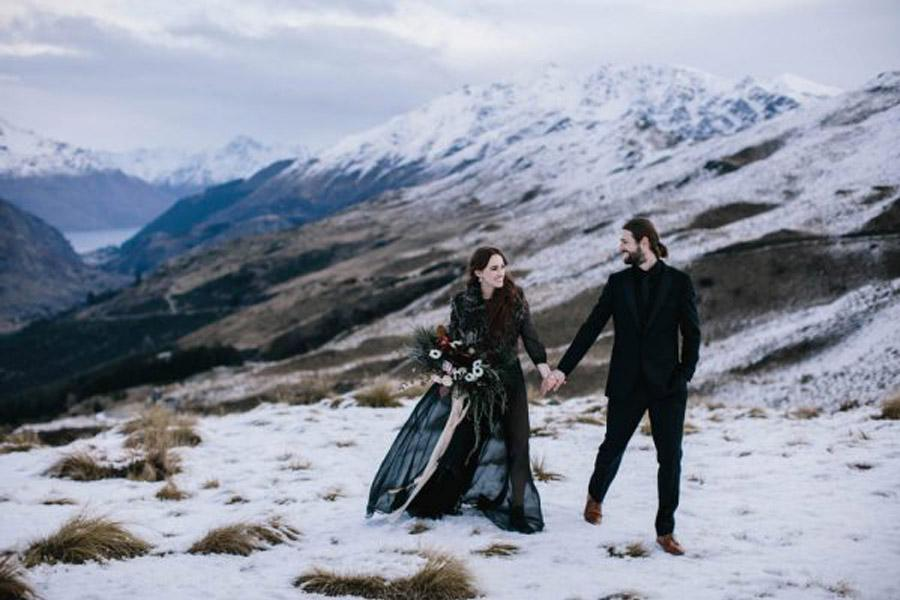INSPIRACIÓN PARA UNA BODA DE INVIERNO bodas-invierno