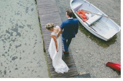 ALEXANDRA & JARED: UNA BODA MUY FAMILIAR bodas-reales