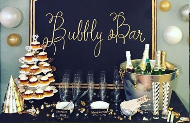 BUBBLY BAR bubbly