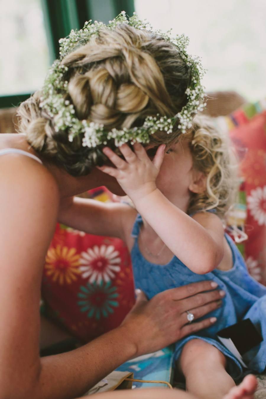 ALEXANDRA & JARED: UNA BODA MUY FAMILIAR damita-boda