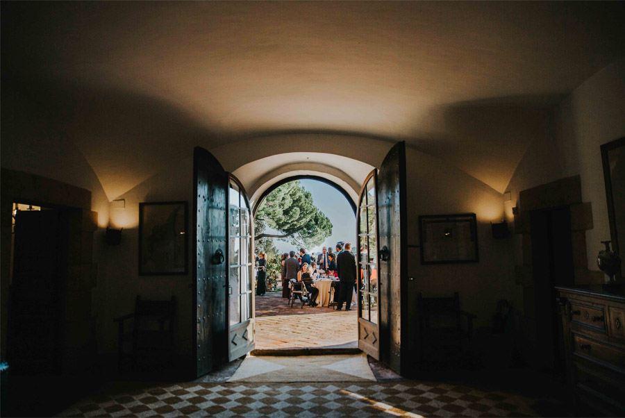 MARTA & ANDRÉS: DULCE BODA DE OTOÑO espacio-boda-otoño