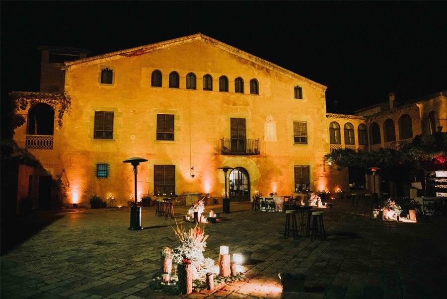 MARTA & ANDRÉS: DULCE BODA DE OTOÑO espacios-boda-otoño