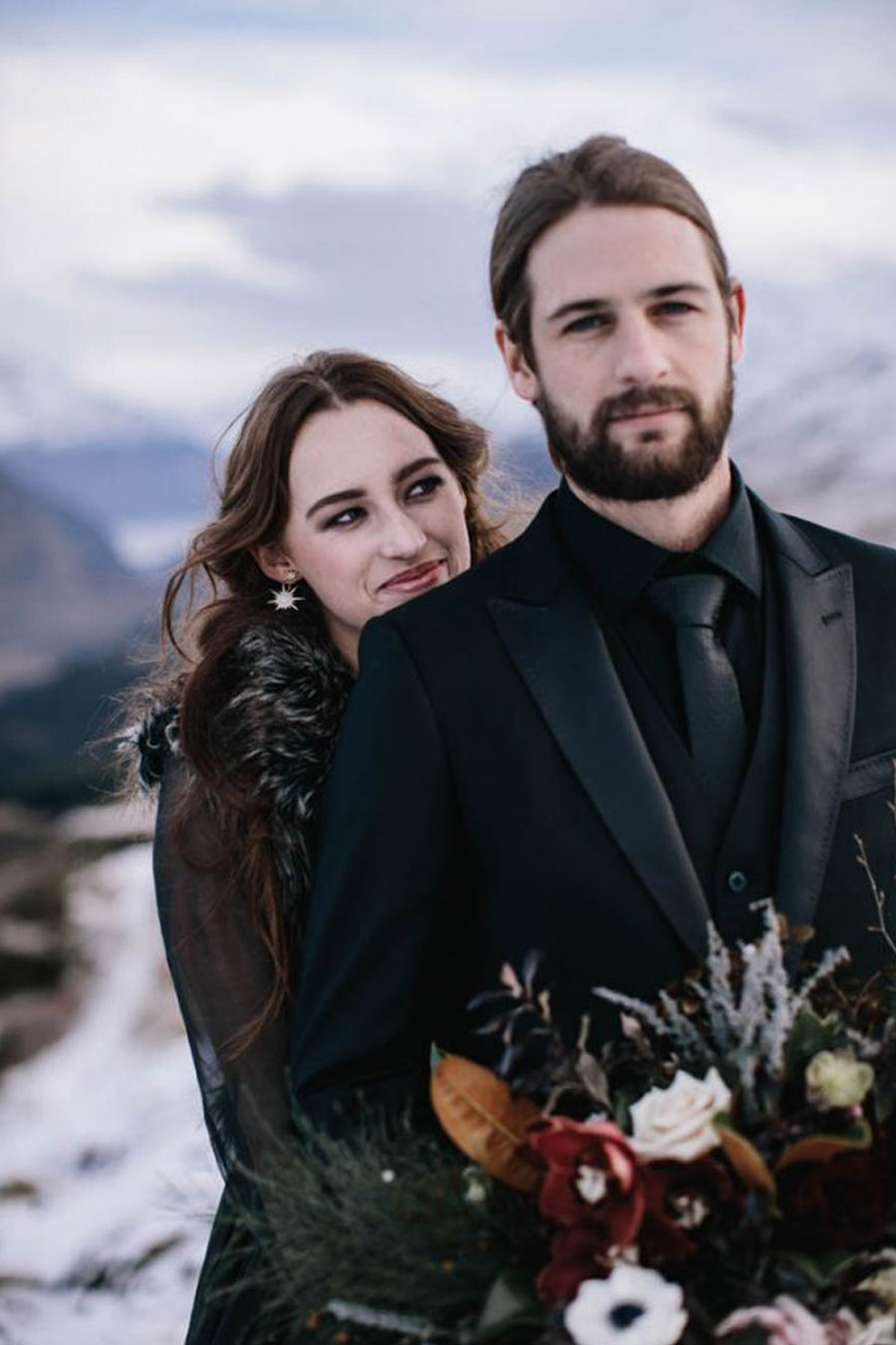 INSPIRACIÓN PARA UNA BODA DE INVIERNO inspiracion-boda-de-invierno