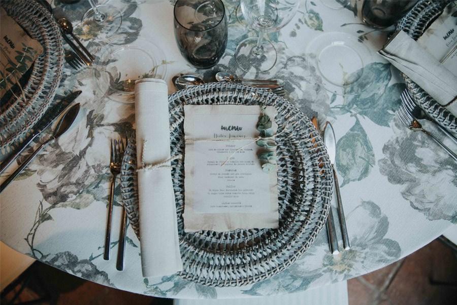 MARTA & ANDRÉS: DULCE BODA DE OTOÑO mesa-boda-otoño