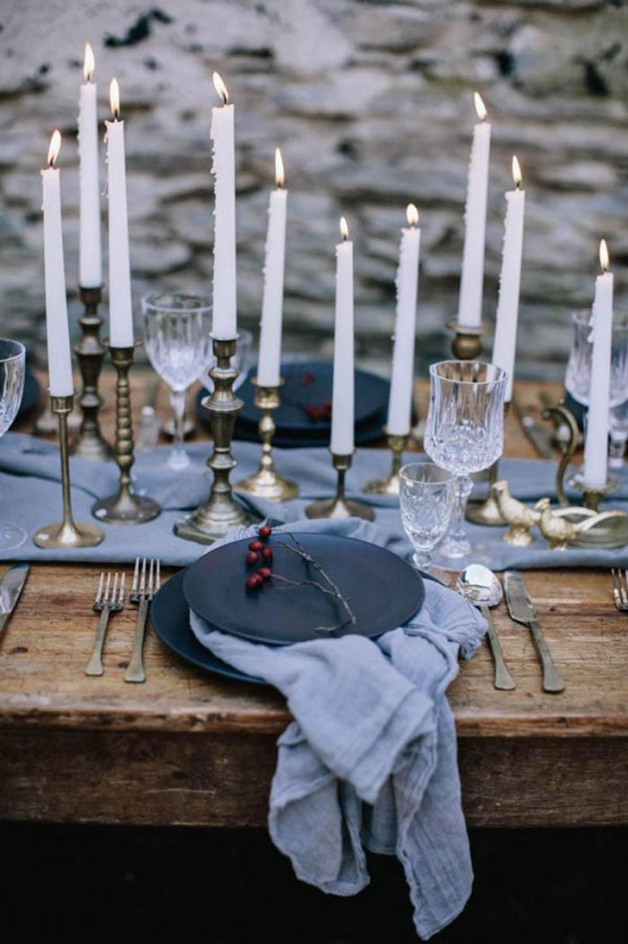 INSPIRACIÓN PARA UNA BODA DE INVIERNO mesa-invierno