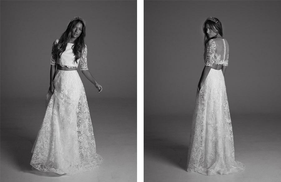 MYSTICAL LOVE, LA NUEVA COLECCIÓN DE RIME ARODAKY PARA 2017 novia-vestidos