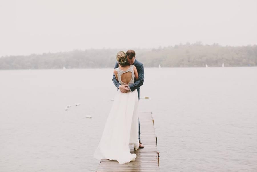 ALEXANDRA & JARED: UNA BODA MUY FAMILIAR novios-boda