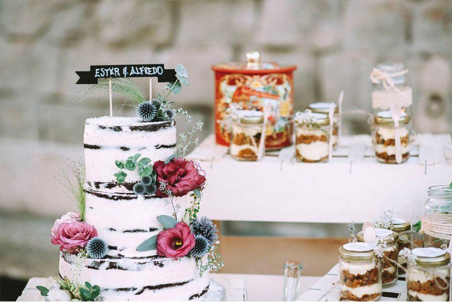 TENDENCIAS EN PASTELERÍA DE BODAS pasteles-boda-2017