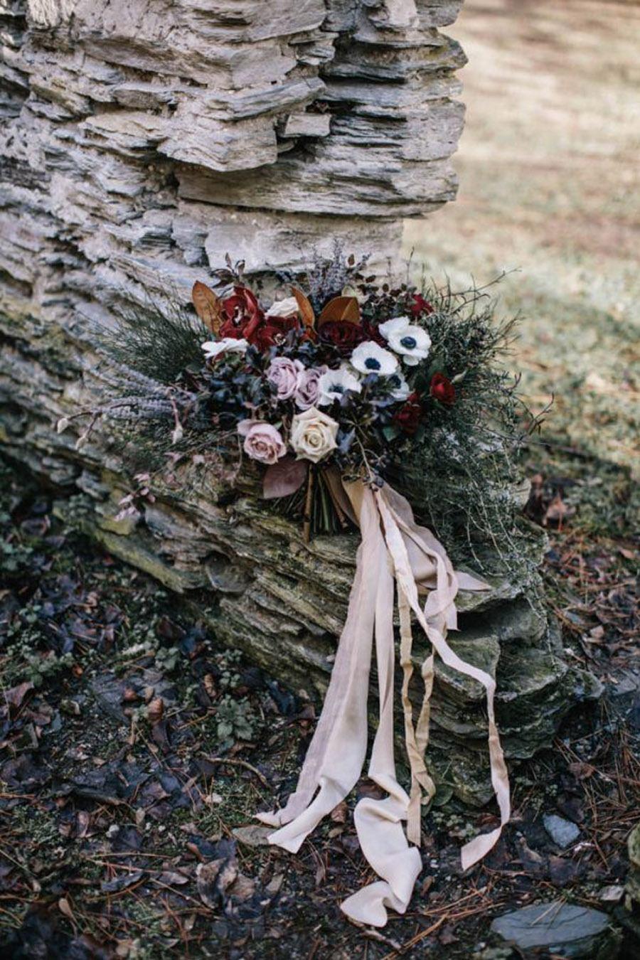 INSPIRACIÓN PARA UNA BODA DE INVIERNO ramo-boda-invierno
