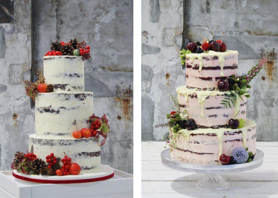 TENDENCIAS EN PASTELERÍA DE BODAS tartas-boda