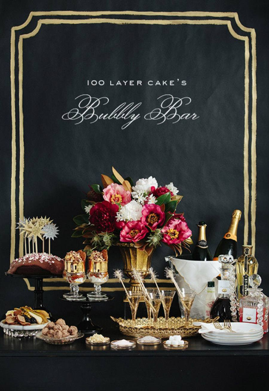 BUBBLY BAR wedding-bubblybar