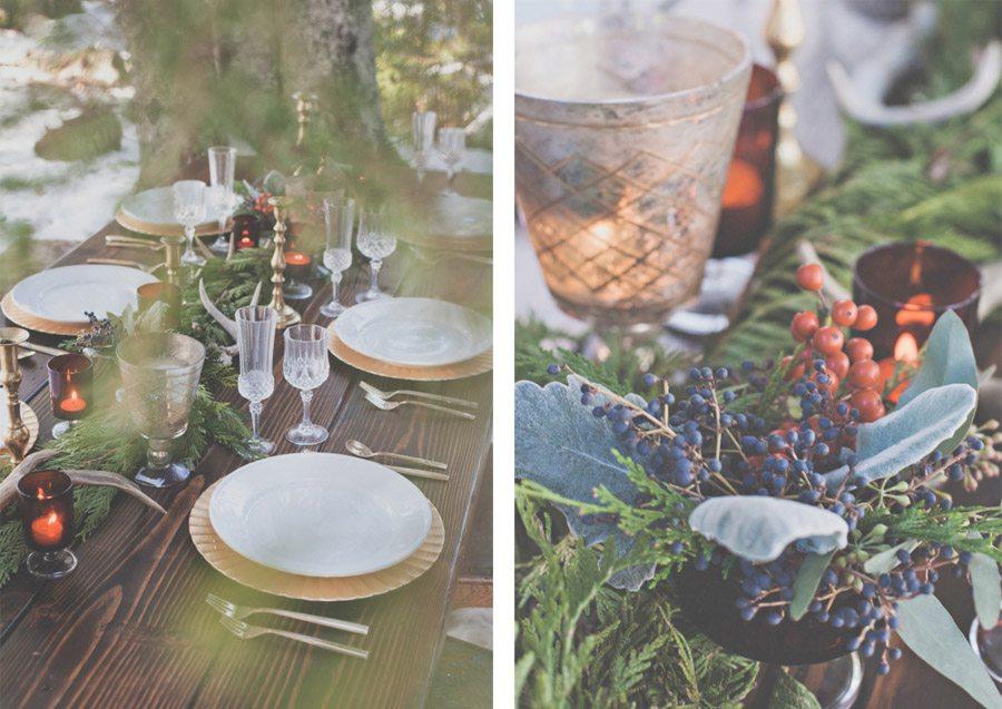 UNA BODA EN NAVIDAD bodas-invierno-decoracion