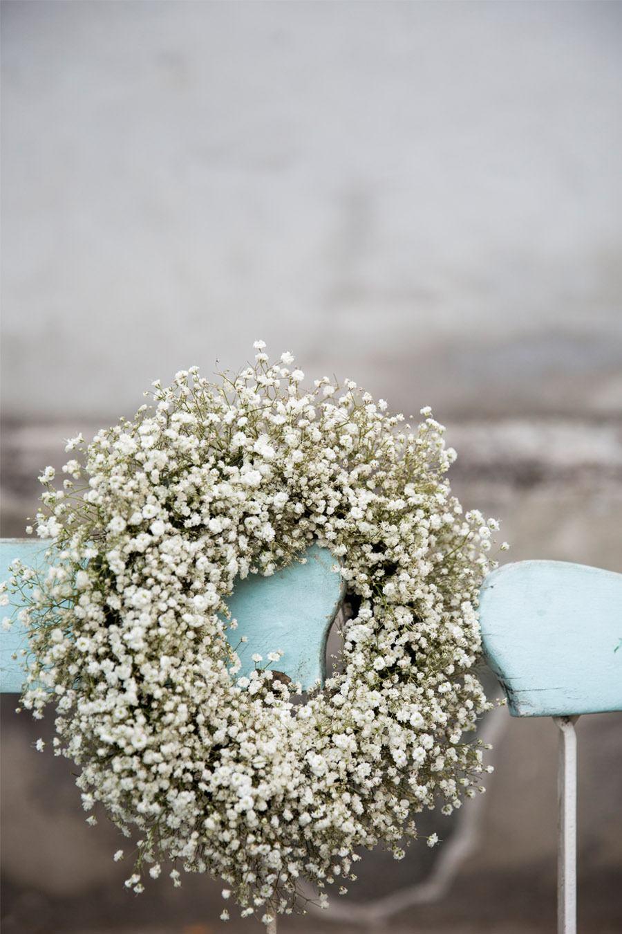 LAS CORONAS DE FLORES DE EL INVERNADERO corona-boda