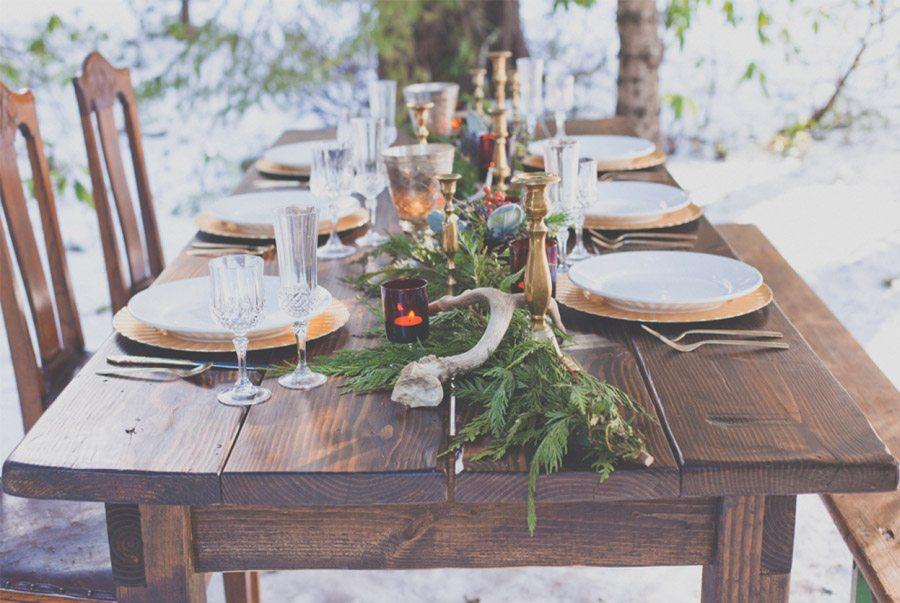 UNA BODA EN NAVIDAD decoracion-boda-invierno