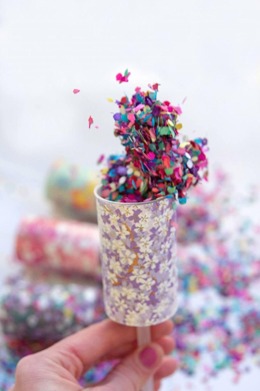 DIY: LANZADORES DE CONFETTI boda-lanzador-confetti
