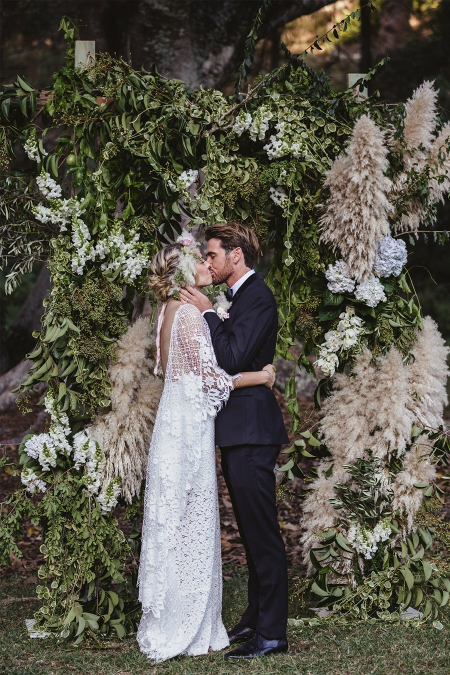 NUEVA TENDENCIA: PLUMEROS bodas-plumeros