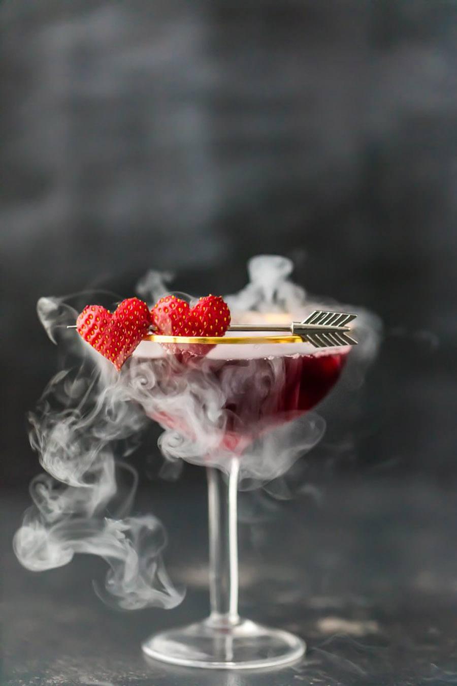 CÓCTEL DE AMOR cocktail-san-valentin