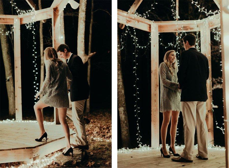 PEDIDA DE MANO SORPRESA compromisos-boda