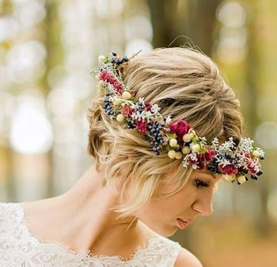 Peinados para bodas pelocorto1