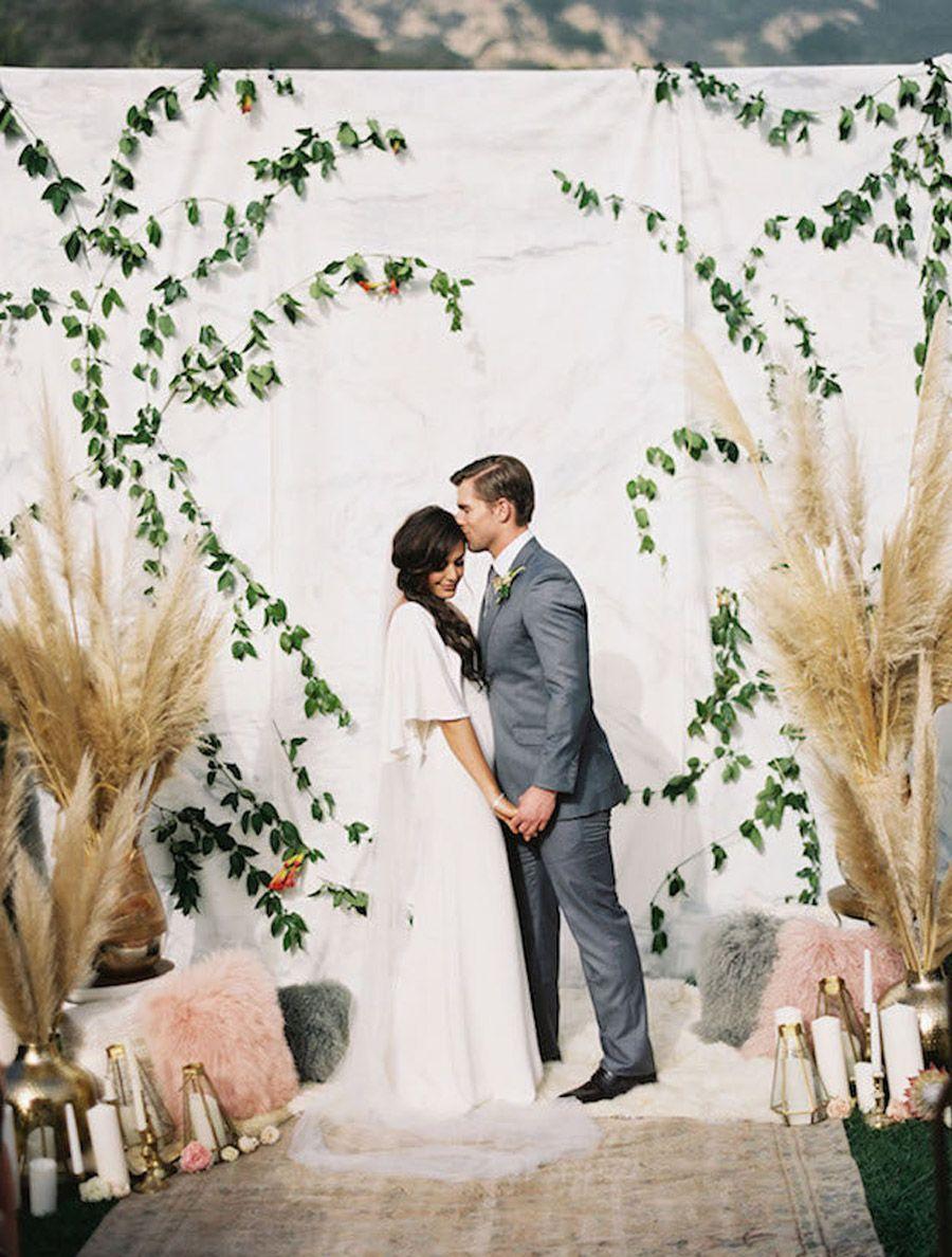 NUEVA TENDENCIA: PLUMEROS plumeros-en-boda