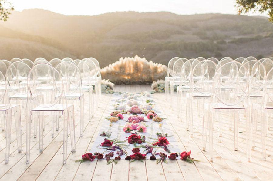 NUEVA TENDENCIA: PLUMEROS plumeros-en-bodas