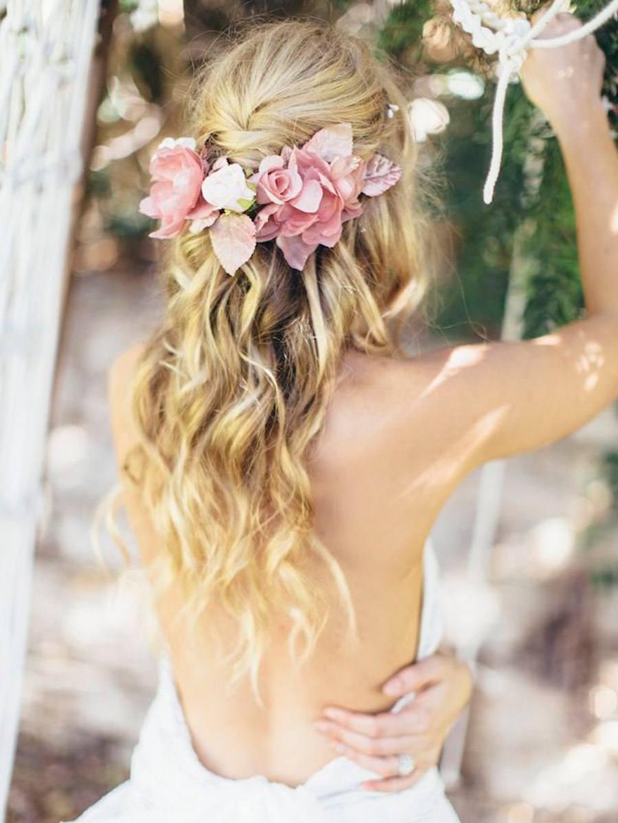 Peinados para bodas semirecogido3