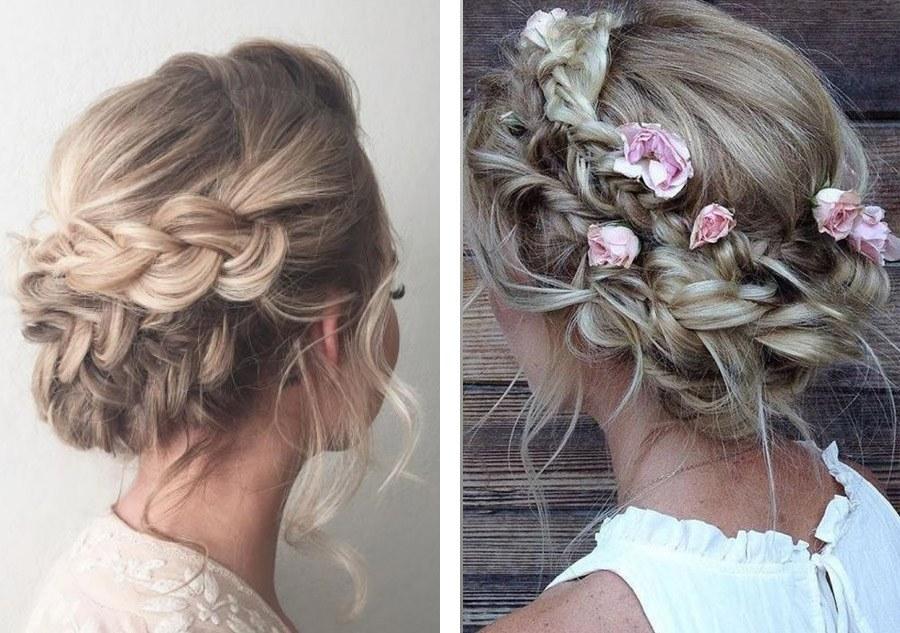 Peinados para bodas trenza2