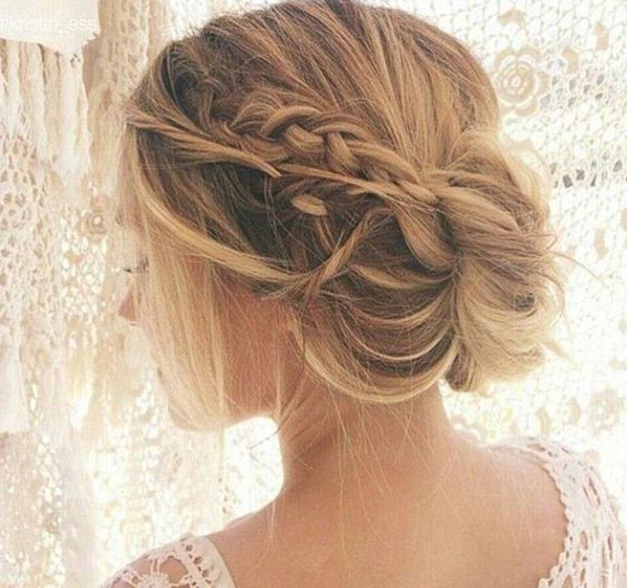 Peinados para bodas trenza3