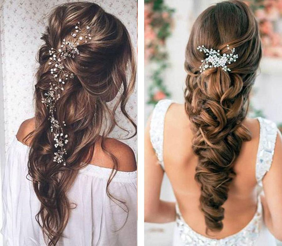 Peinados para bodas trenza4