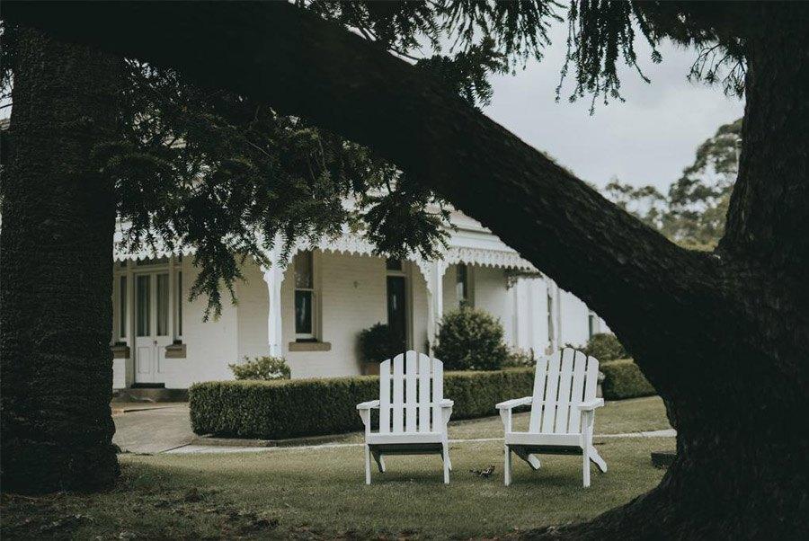 AMY & ADAM: LA CALMA DE LA FELICIDAD boda-aire-libre