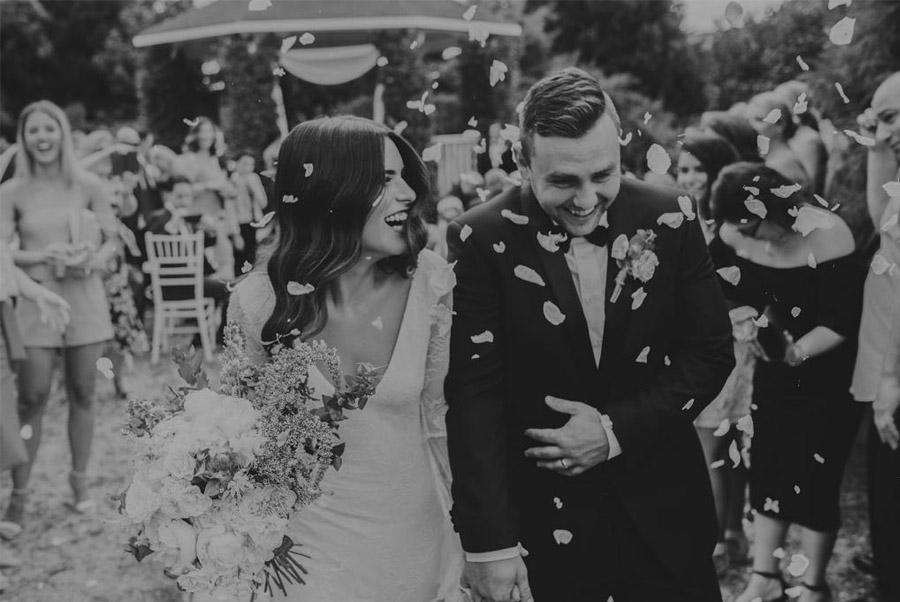 AMY & ADAM: LA CALMA DE LA FELICIDAD boda-ceremonia