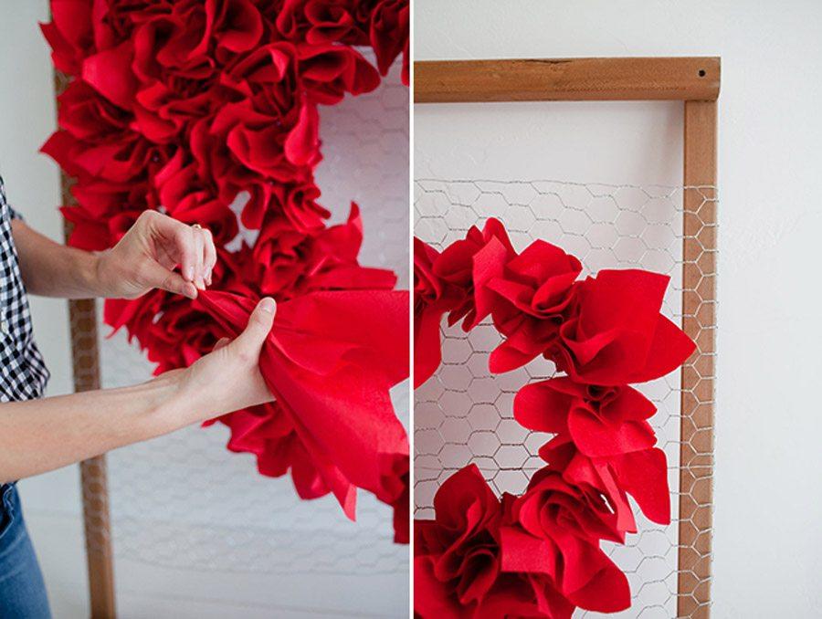DIY SAN VALENTÍN: CORAZÓN DE PAPEL boda-san-valentin