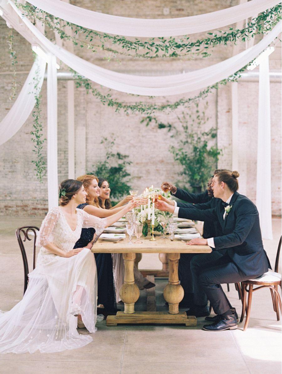 DECORACIÓN DE BODA ORGÁNICA invitados-boda-eco