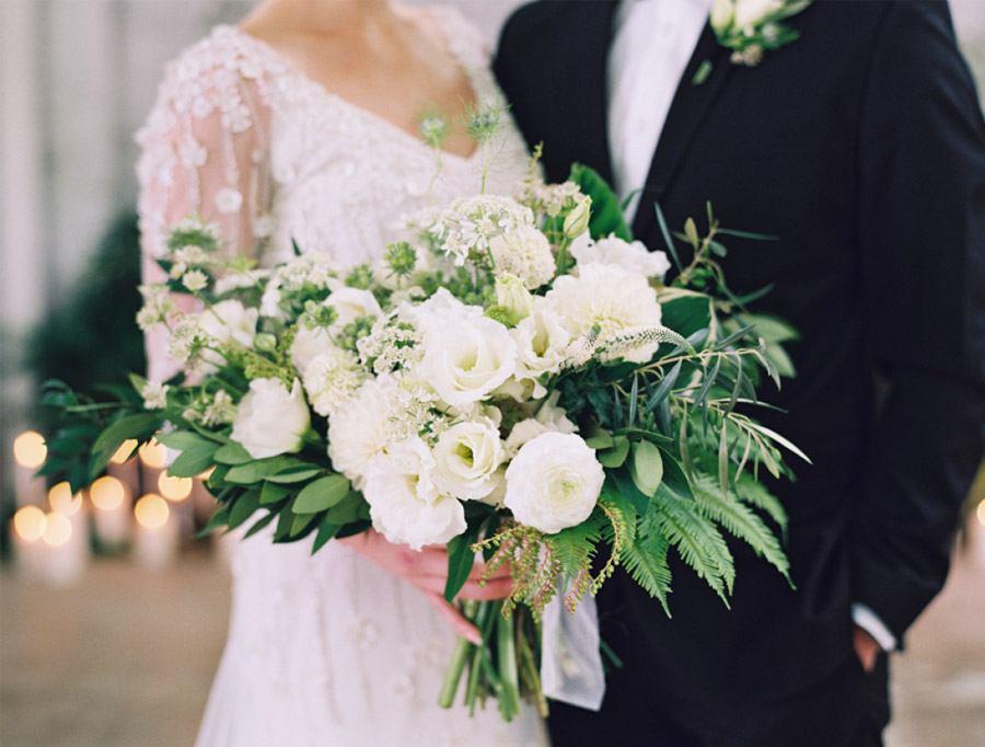DECORACIÓN DE BODA ORGÁNICA novios-boda-eco