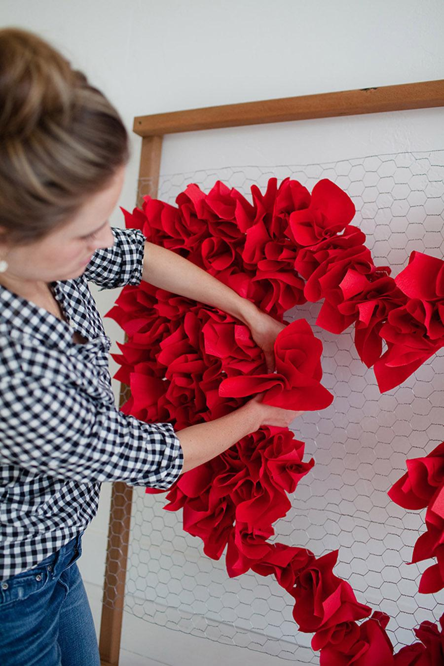 DIY SAN VALENTÍN: CORAZÓN DE PAPEL tutorial-san-valentin