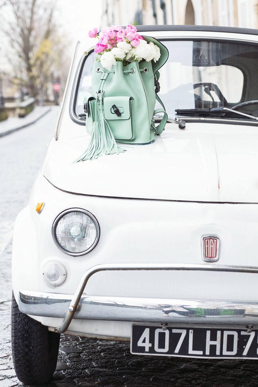 LLEGAR A TU BODA EN UN 600 600-coche-bodas