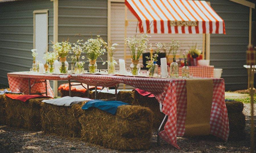 MANTELES DE CUADROS PARA UNA BODA PICNIC boda-picnic-manteleria