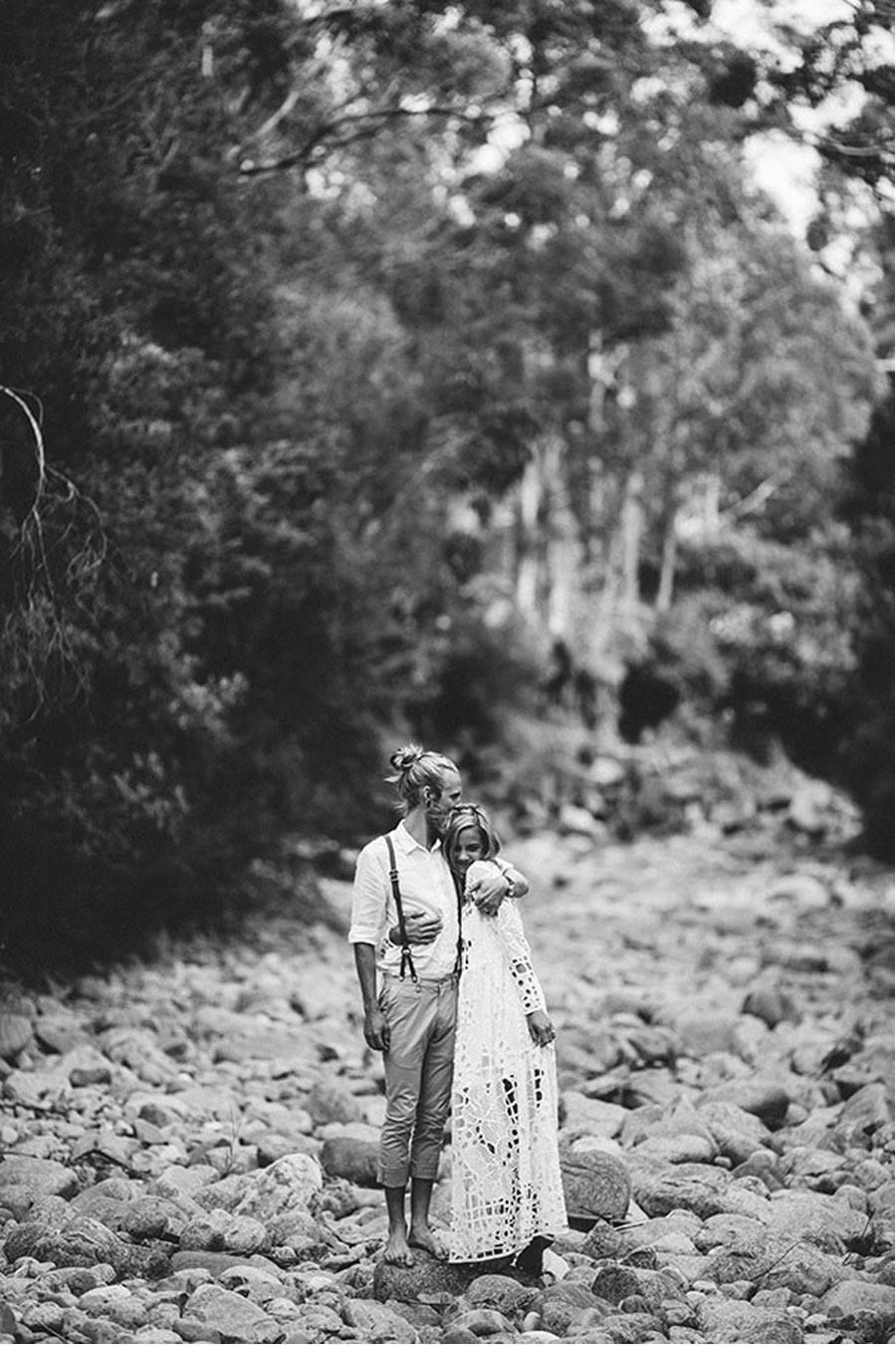 KAT & MICHAEL: UNA BODA JUNTO AL RÍO boda-real