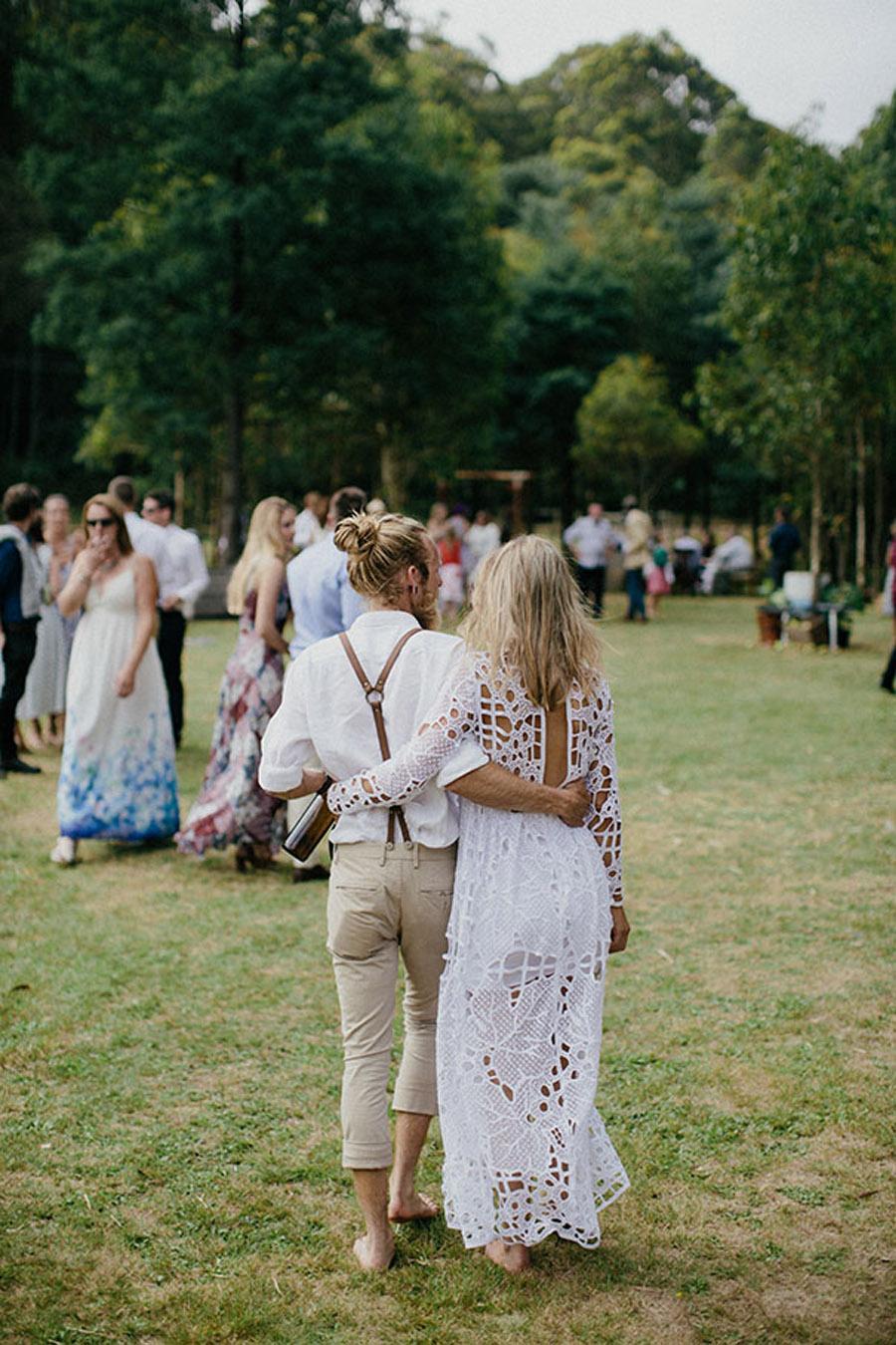 KAT & MICHAEL: UNA BODA JUNTO AL RÍO bodas-reales